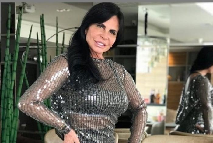 Gretchen fará participação em A Dona do Pedaço
