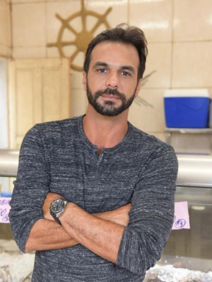 Pedro (Felipe Cardoso), em 'Topíssima'