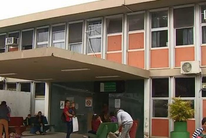 Hospital Infantil Joana de Gusmão, em Florianópolis