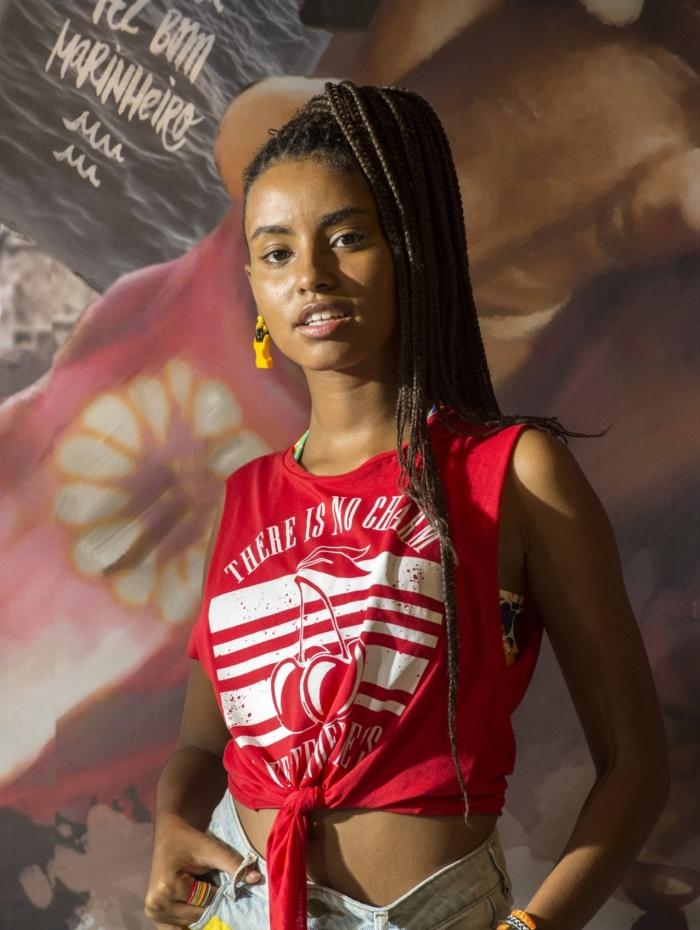 Gabz interpreta Jaqueline, em 'Malhação — Toda forma de amar'