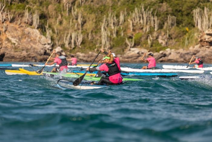 Canoas polinésias