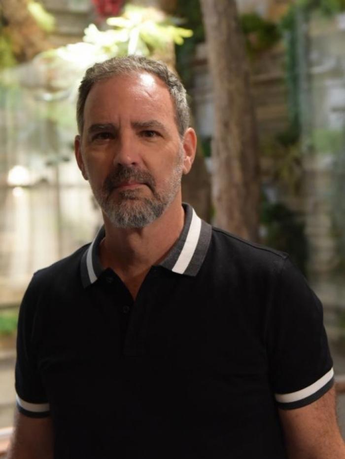 Paulo Roberto (Floriano Peixoto), em 'Topíssima'