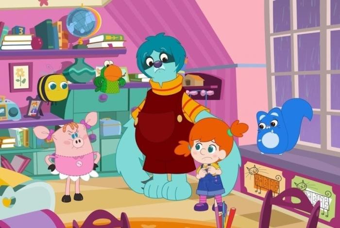 O Diário de Mika é uma série de animação brasileira produzida pela Supertoons