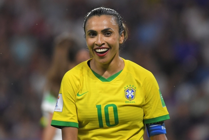 Marta está de volta à Seleção para um período preparatório em Portugal