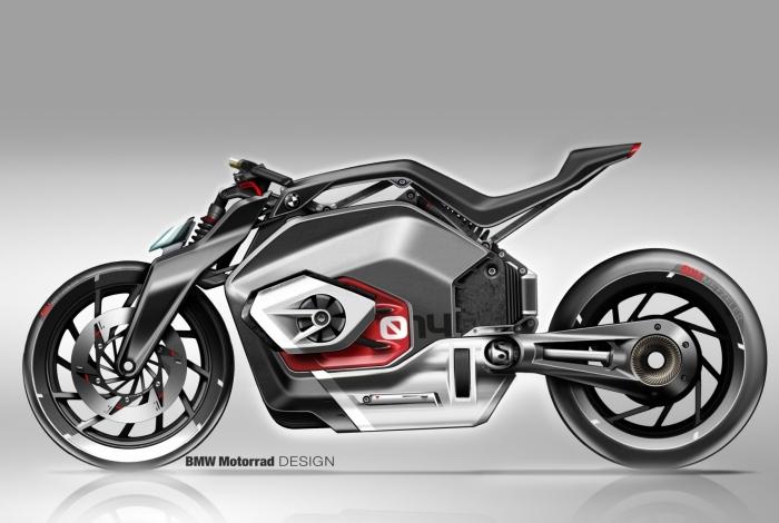 A montadora bávara apresenta a BMW Vision DC Roadster, com design futurista e proposta esportiva urbana