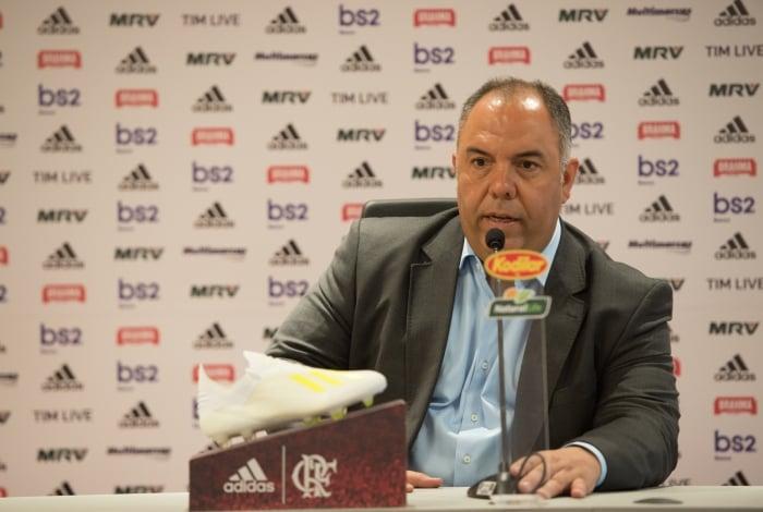 Vice de futebol, Marcos Braz