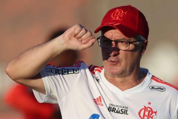 Dorival Júnior comandou o Flamengo em 2018