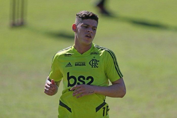 Flamengo emprestou Ronaldo ao Bahia em 2019 e 2020