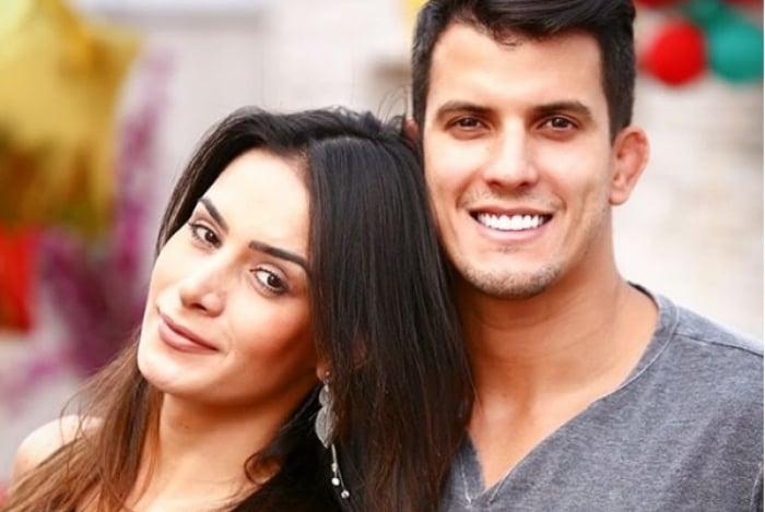 Felipe Sertanejo e Lucilene Caetano