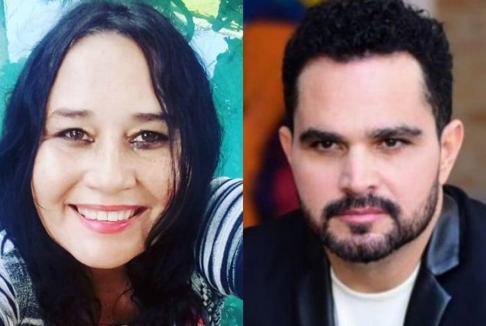 Ex-mulher de Luciano Camargo quer reatar casamento com o cantor