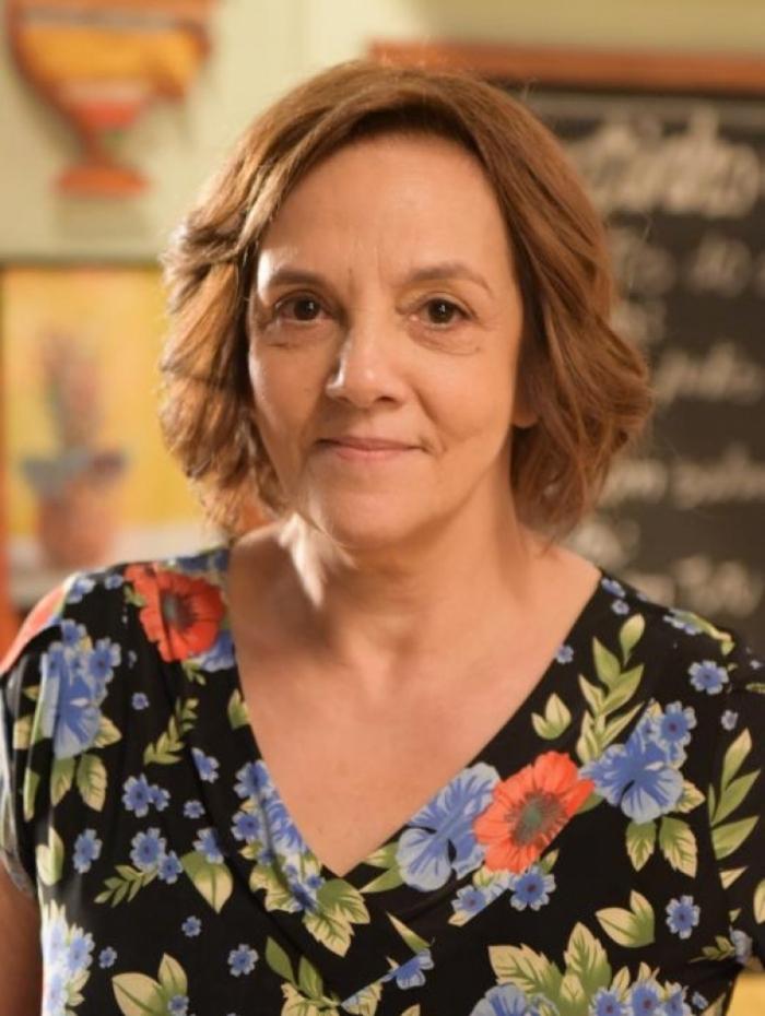 Madalena (Denise Del Vecchio), em 'Topíssima'