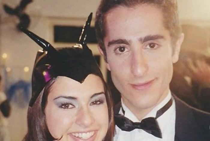 Fernanda Paes e Marcos Mion