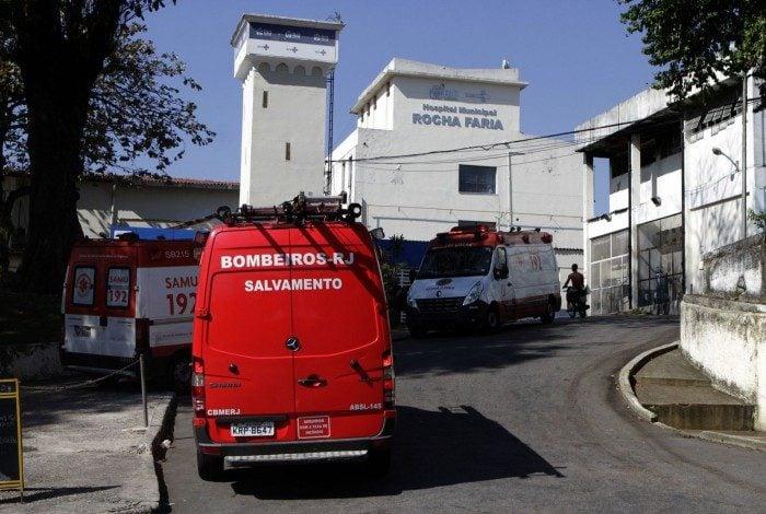 Hospital Municipal Rocha Faria