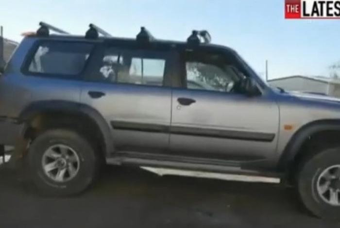Crianças roubam SUV e fazem viagem de 1.000 km