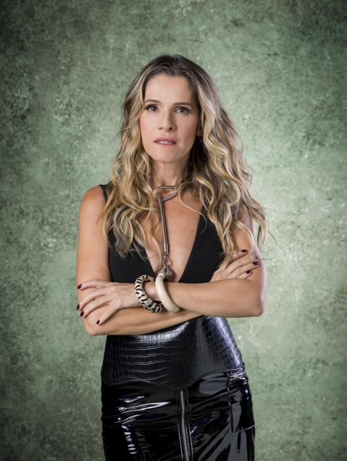 Silvana Nolasco (Ingrid Guimarães), em 'Bom Sucesso'