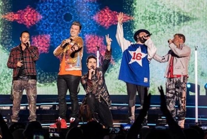 Backstreet Boys é a banda de maior sucesso dos anos 90