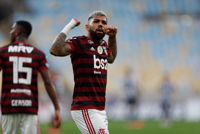 Inspirado em Gabigol? Jogador da Premier League imita comemoração do atacante do Flamengo
