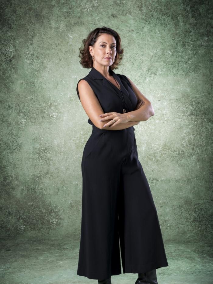 Nana (Fabiula Nascimento), em 'Bom Sucesso'