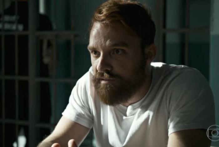 Robson (Alex Morenno), em 'Órfãos da Terra'