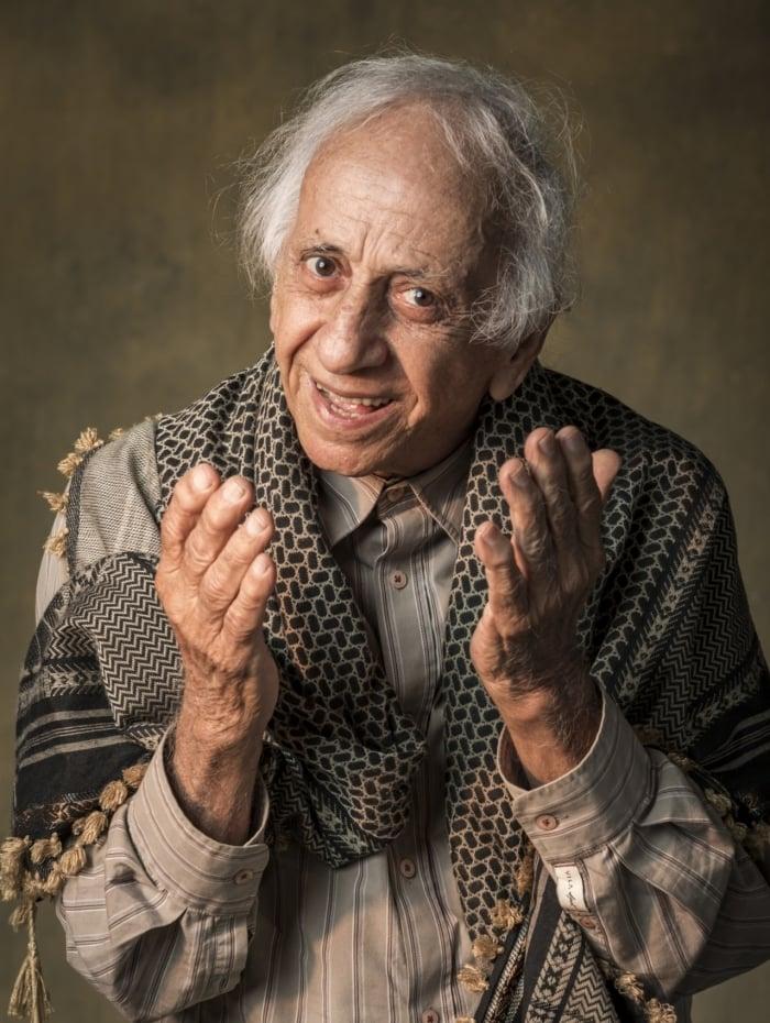 Mamede (Flávio Migliaccio), em 'Órfãos da Terra'
