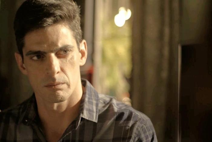 Marco Rodrigo (Julio Machado) tem conversa tensa com Góes (Ronan Horta), em 'Malhação — Toda forma de amar'