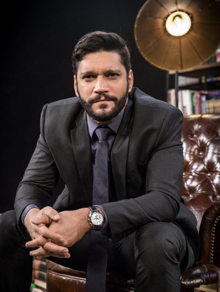 Diogo (Armando Babaioff), em 'Bom Sucesso'