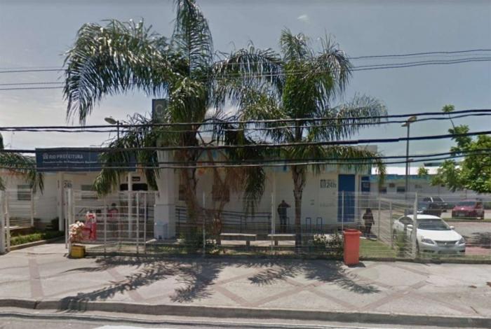 Hospital Lourenço Jorge, na Barra, onde criança deu entrada com sinais de espancamento e traumatismo craniano