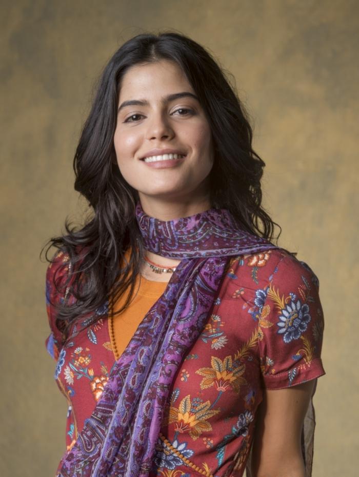 Laila começa a produzir conteúdo para o 'Canal Boas-Vindas'