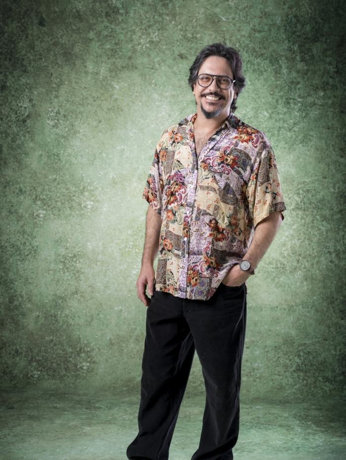 Mario (Lucio Mauro Filho), em 'Bom Sucesso'
