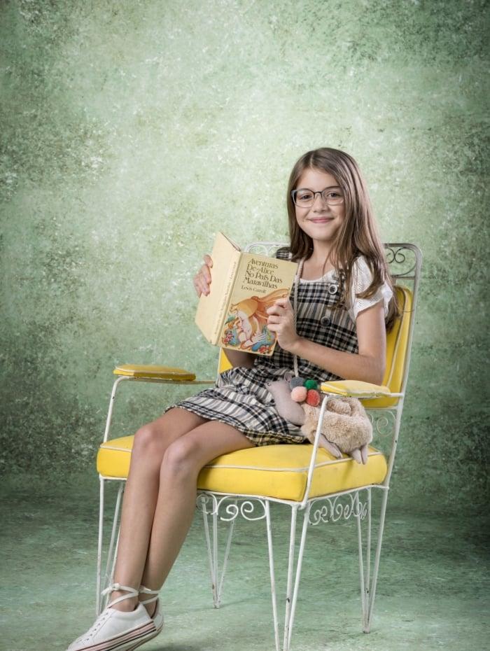 Sofia (Valentina Vieira), em 'Bom Sucesso'