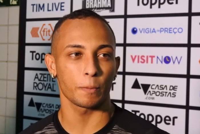 Cebolinha: Lucas Campos foi comparado fisicamente a Everton