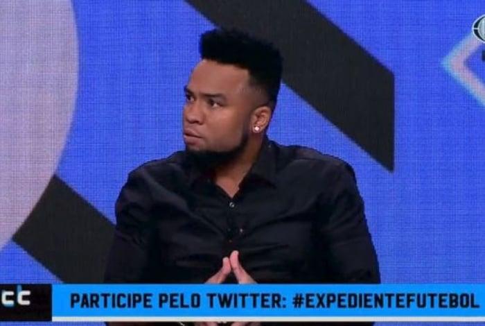 Carlos Alberto, do Fox Sports