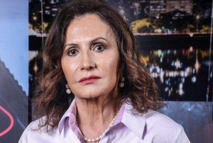 Linda (Rosamaria Murtinho) em A Dona do Pedaço