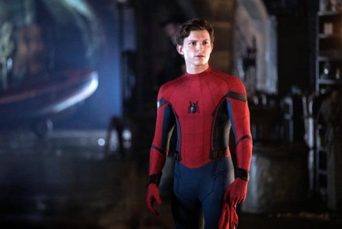 Tom Holland em 'Homem Aranha Longe de Casa'