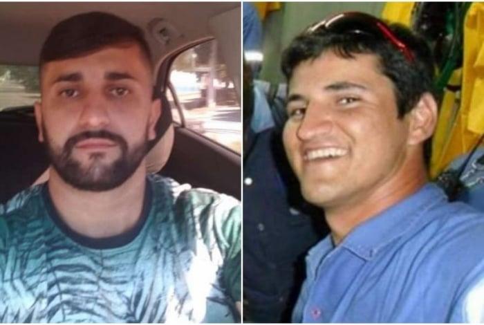 Leomir e Diego: segundo familiares, ambos foram mortos pela polícia
