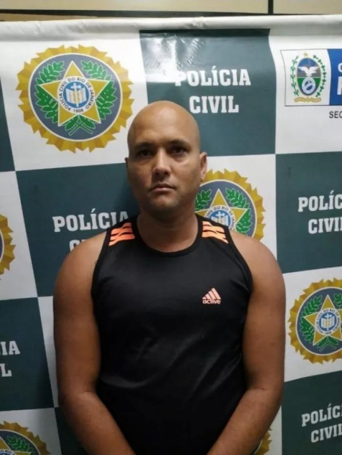 Everson foi preso em Nova Iguaçu