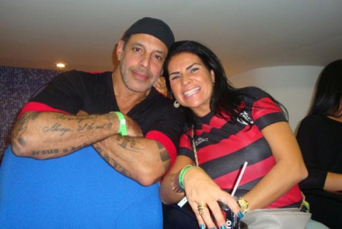 Solange Gomes e Alexandre Gomes