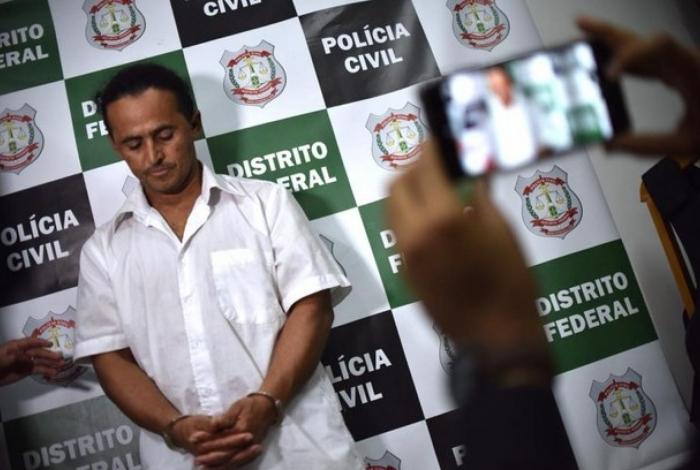Marinésio dos Santos Olinto confessou ter matado duas mulheres
