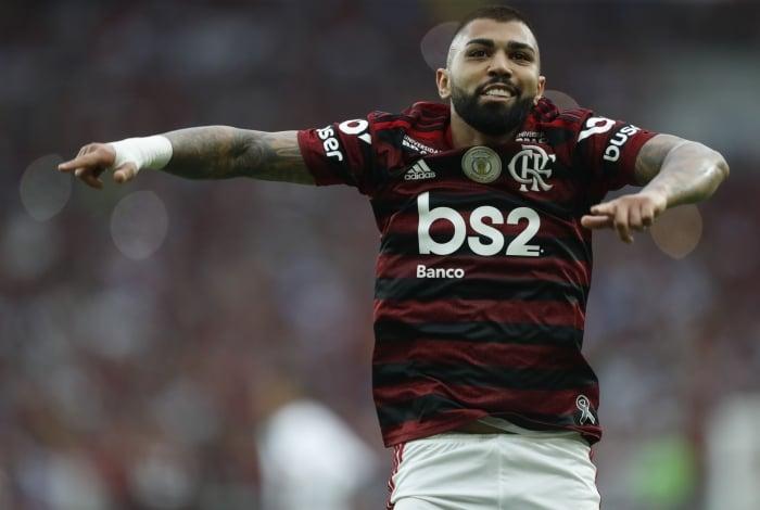 Gabigol é o artilheiro do ano no Brasil, com 29 gols