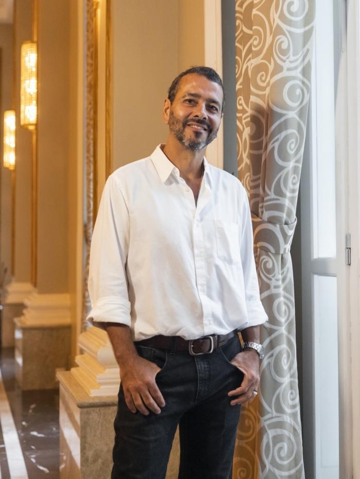 Marcos Palmeira vive Amadeu