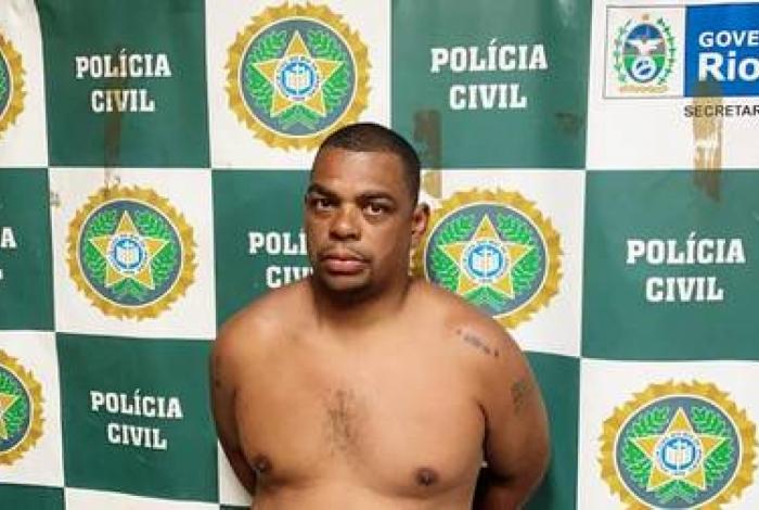 Henrique Bezerra, o Beiça: havia dois mandados de prisão contra ele