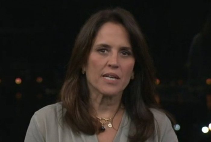 Apresentadora do RJTV 2ª edição, Ana Luíza Guimarães