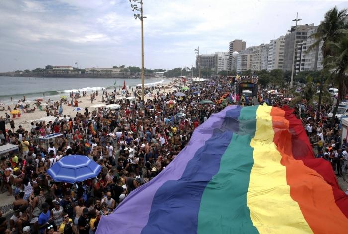 Parada do Orgulho Gay de Copacabana