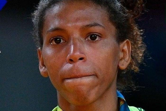 Rafaela Silva foi medalha de ouro na Olimpíada do Rio