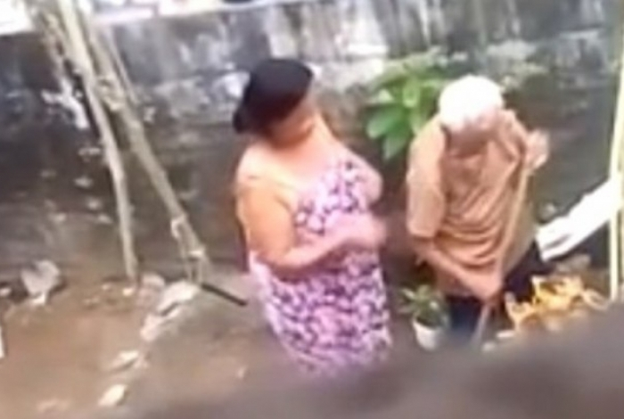 Mulher agride mãe idosa em Natal
