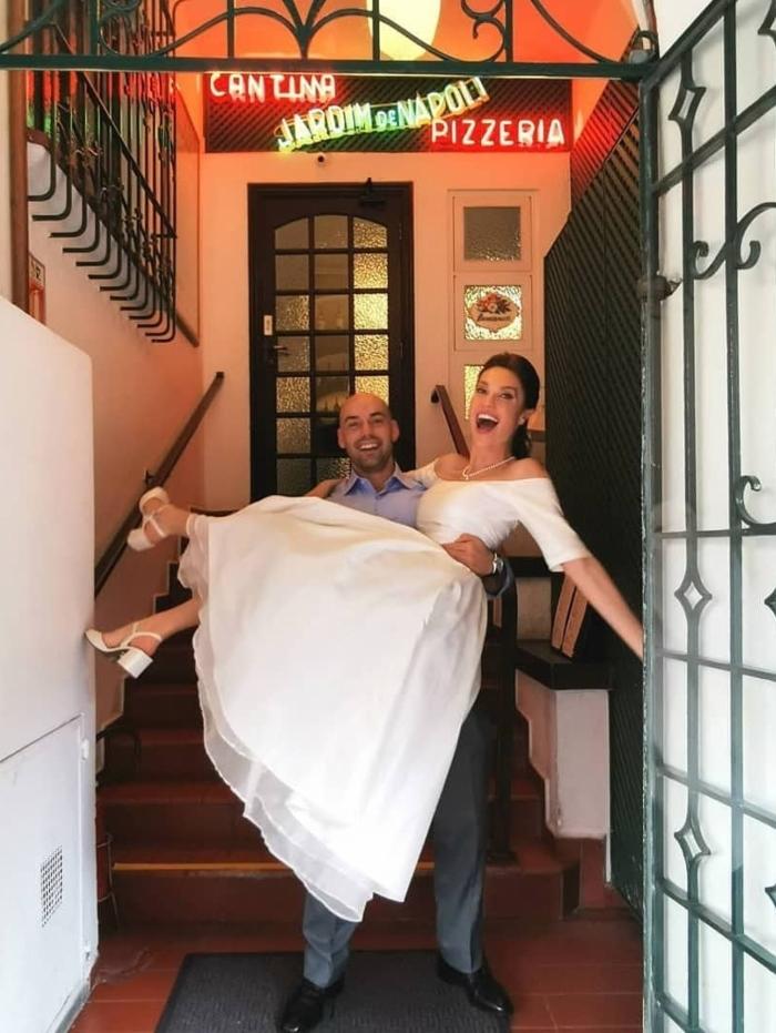 Casamento do herdeiro da RedeTV!