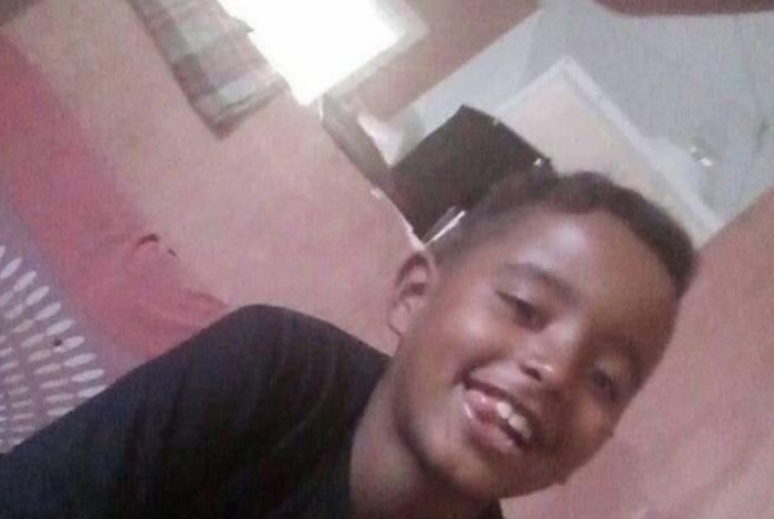 Miguel Gustavo de Lucena, 12 anos, foi morto pela PM no início de setembro