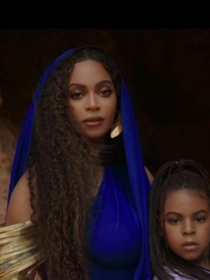 Beyoncé e Blue Ivy Carter