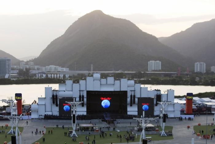 Rock In Rio acontece nos dias 27, 28 e 29 de agosto e 3,4, 5 e 6 de outubro