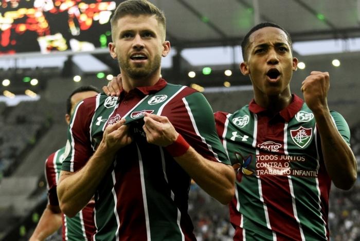 Fluminense precisa de um empate para sair da zona do rebaixamento